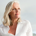Uderzenia gorąca- jeden z objawów menopauzy
